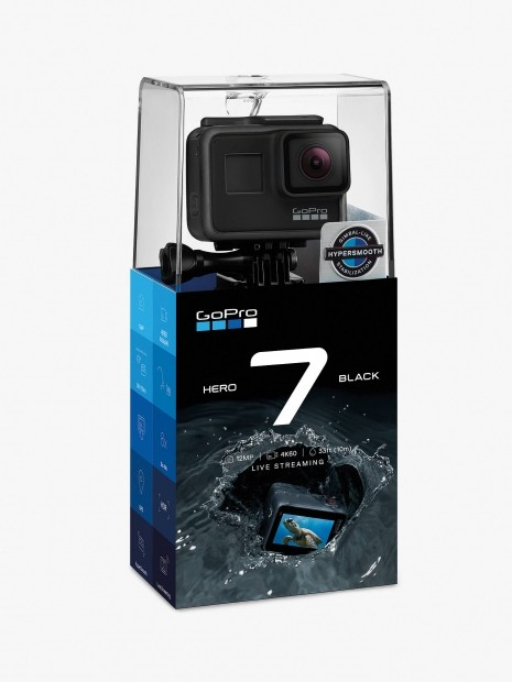 best christmas gifts for runners over £50 - GoPro Hero7