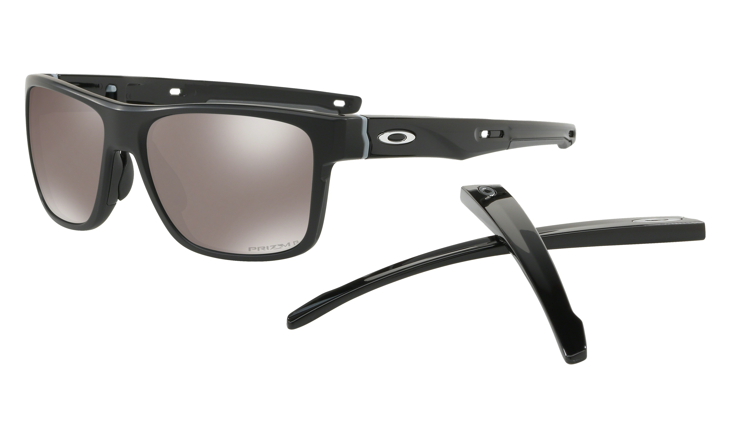 oakley crossrange prizm running sunglasses
