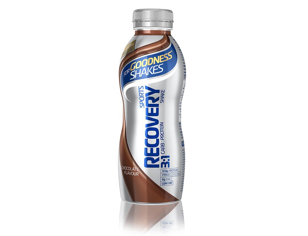 Chocolate Milk Best Recovery Drink