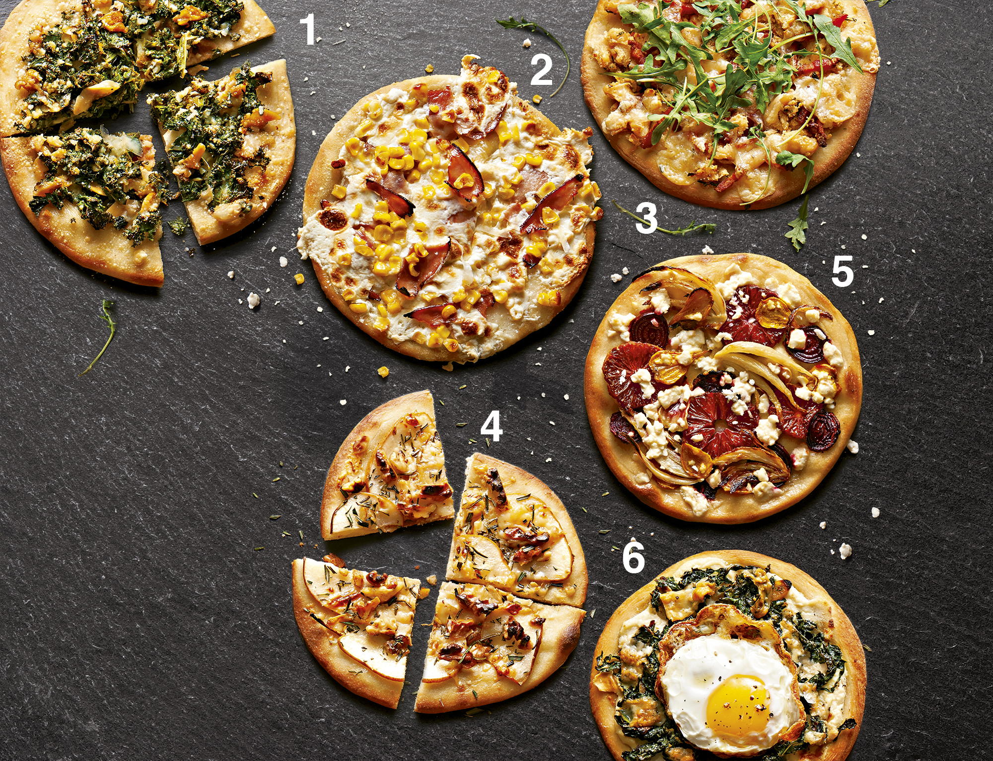 6 pizza recipes for the ultimate post run carb fix runners world when you venture beyond the basic cheese and sauce combo pizza can be a sneaky and still delicious way to get all five food groups on to your plate forumfinder Gallery