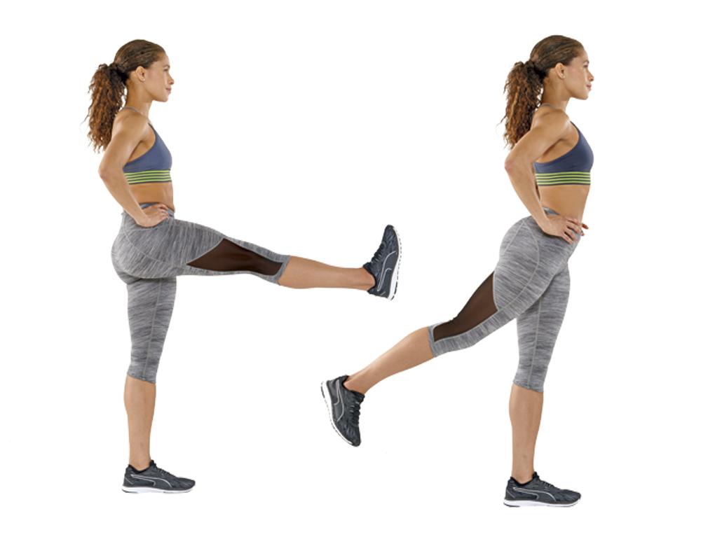 Image result for Forward Leg Hip Swings exercise