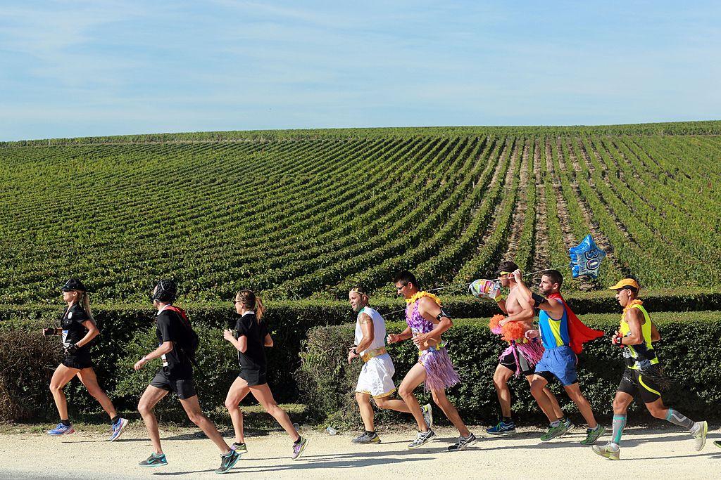 The Medoc Marathon