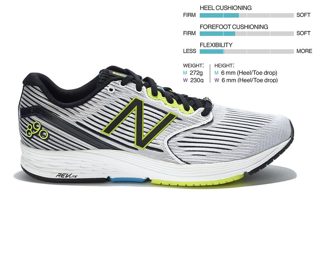 best running shoes 2018 - new balance 890 v6