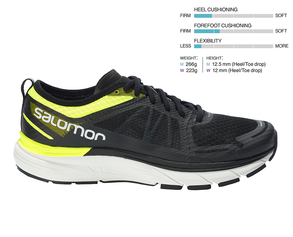 best running shoes 2018 - salomon sonic RA max