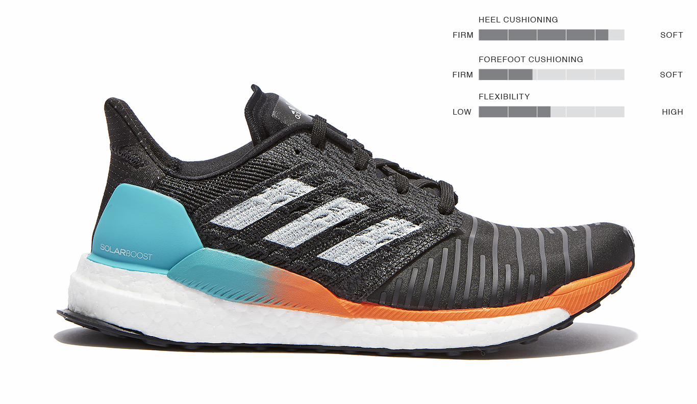 best running shoes 2018 - solarboost