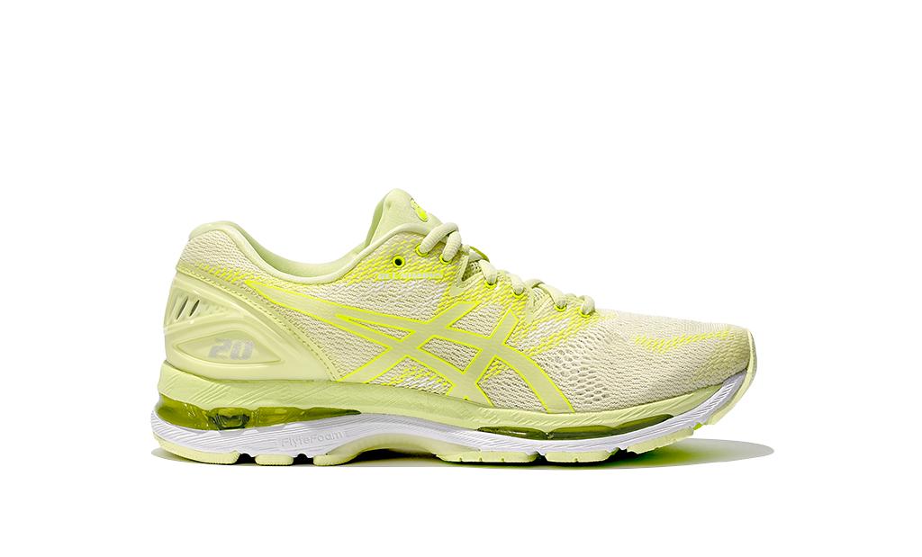 best womens running shoes - asics gel nimbus