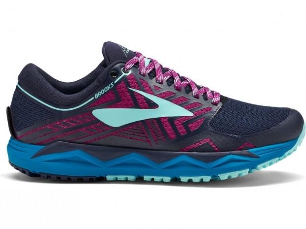 best women's running shoes - brooks caldera 2