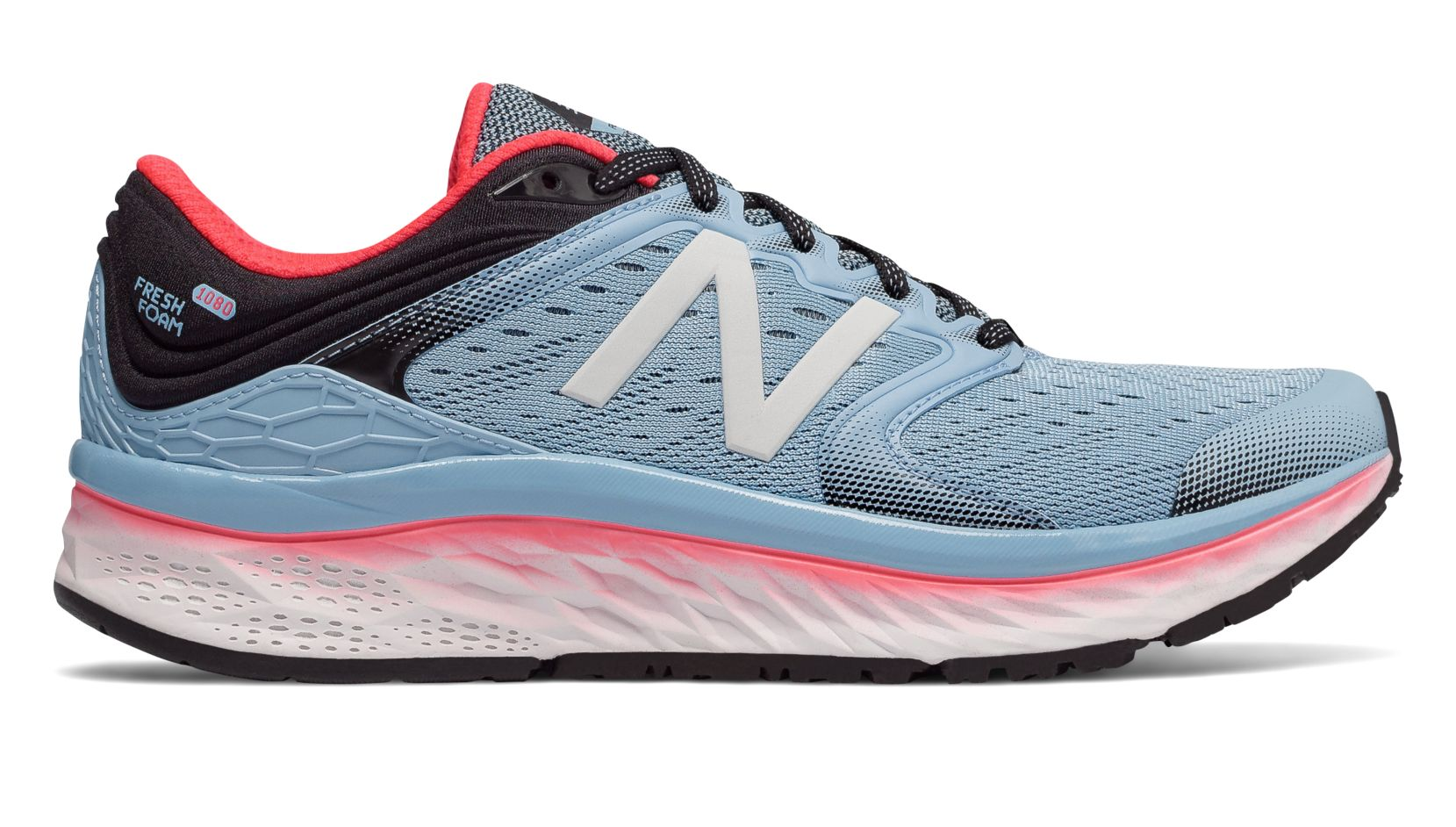 best womens running shoes - new balance 1080V8