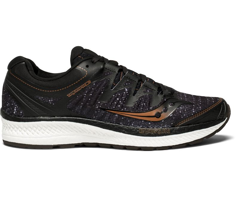 best womens running shoes - saucony ISO triumph