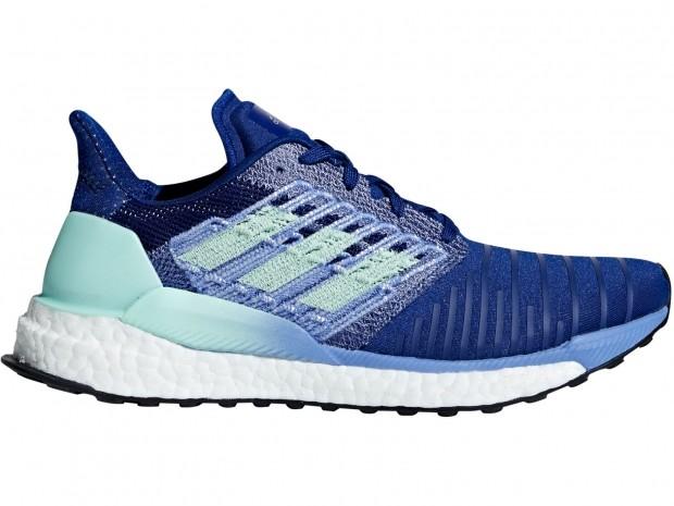 best women's running shoes - adidas solarboost