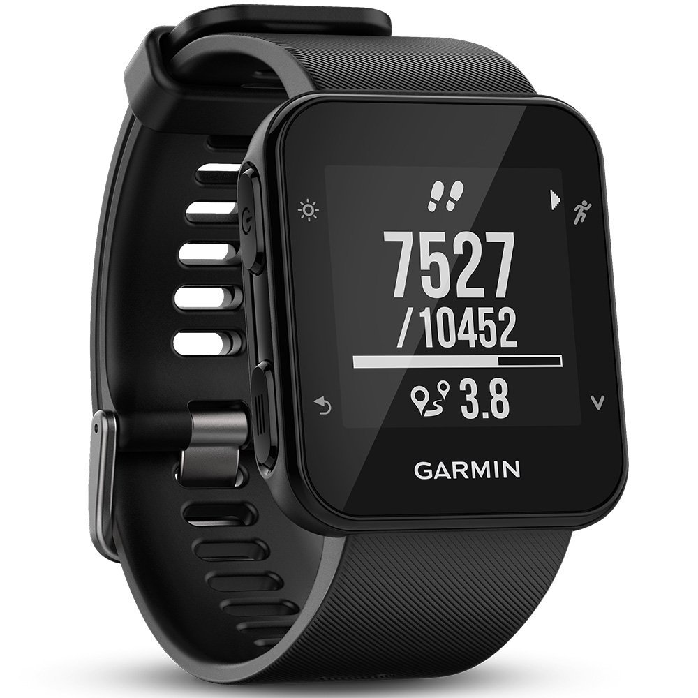The best running watches for beginner runners - garmin forerunner 35