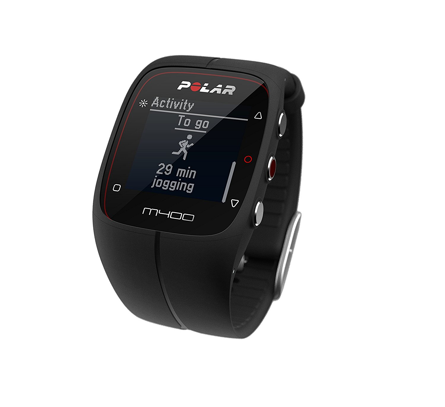 The best running watches for beginner runners - polar m400