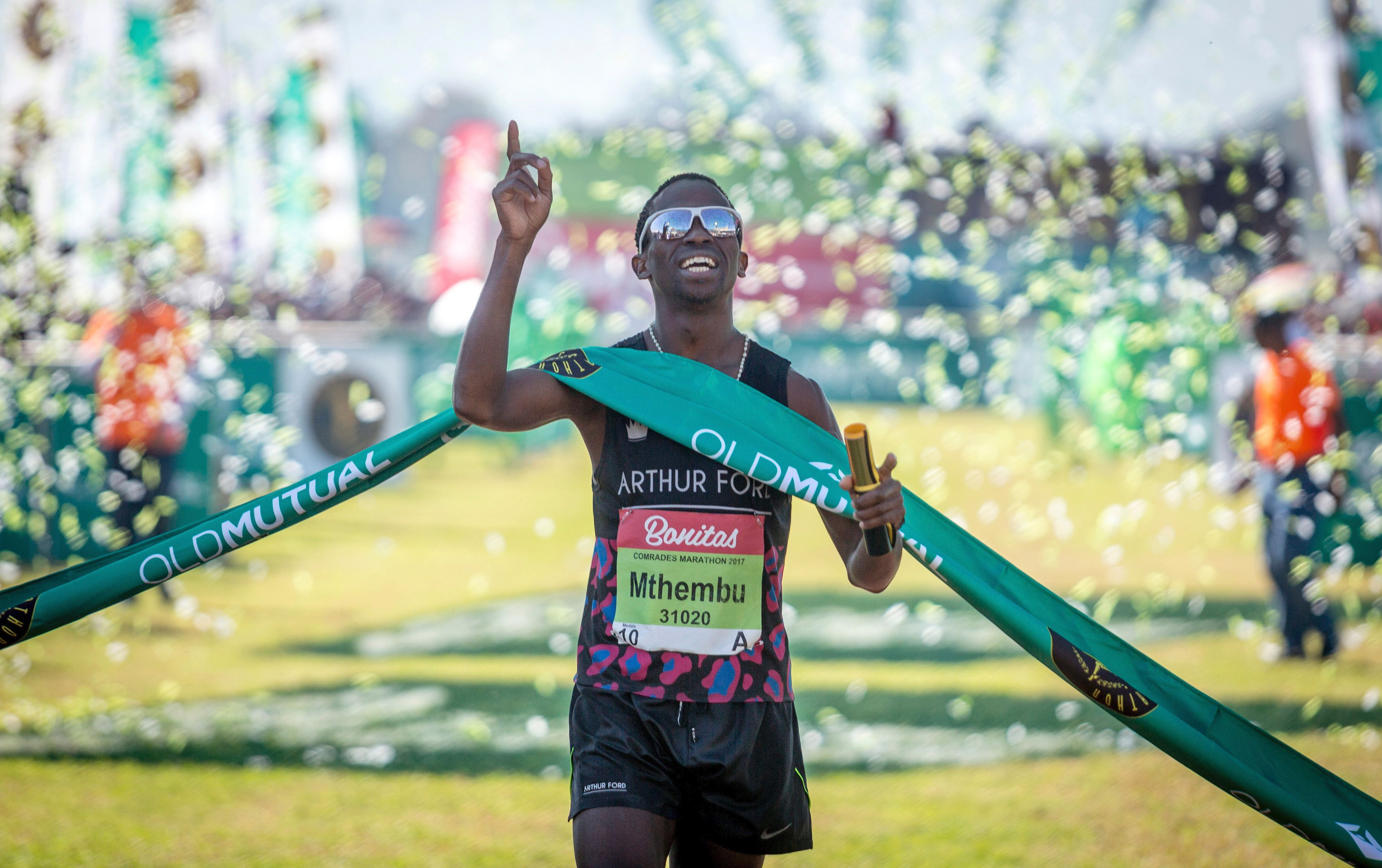 A running guide to: The Comrades Marathon.