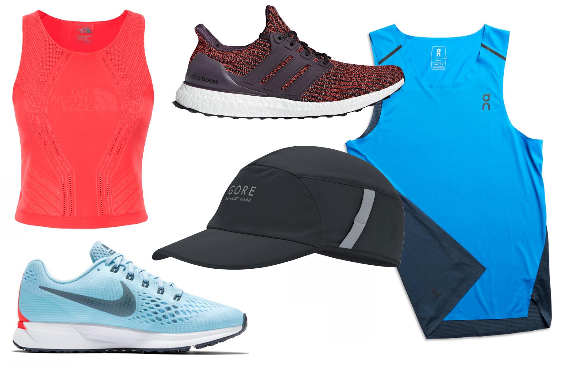 cheap running kit - runners need
