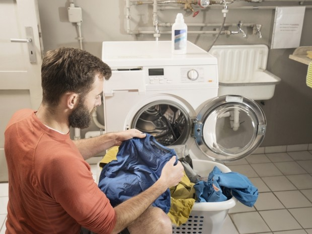 how to wash running kit