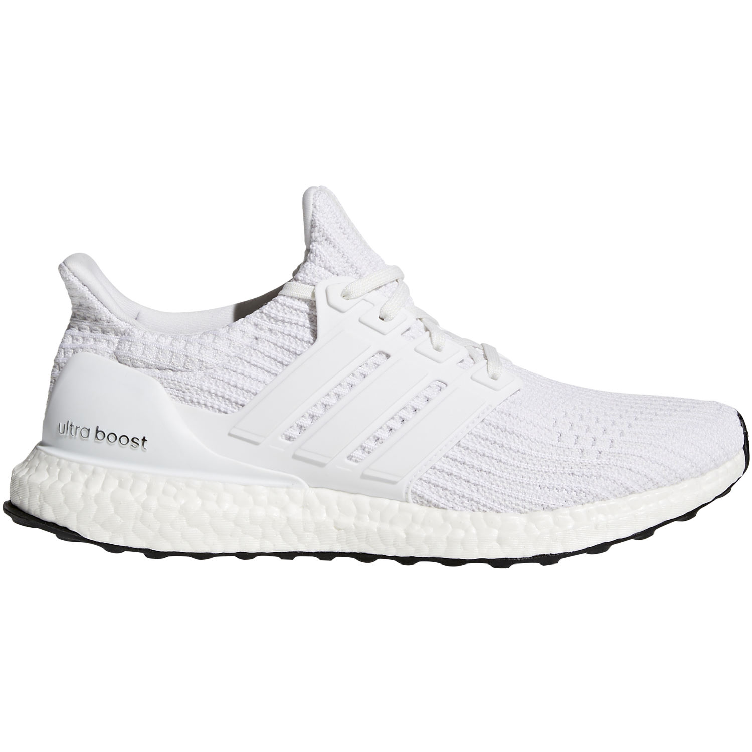 all white running shoes - adidas
