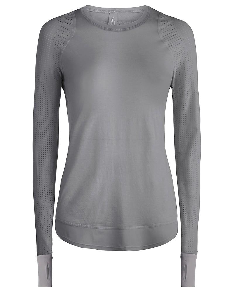 cheap running kit - sweaty betty long-sleeved top