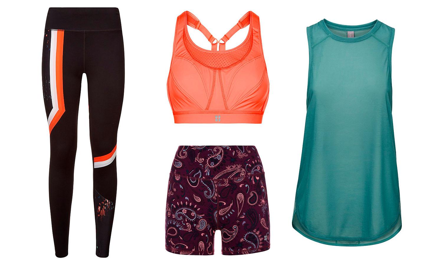 cheap running kit - sweaty betty