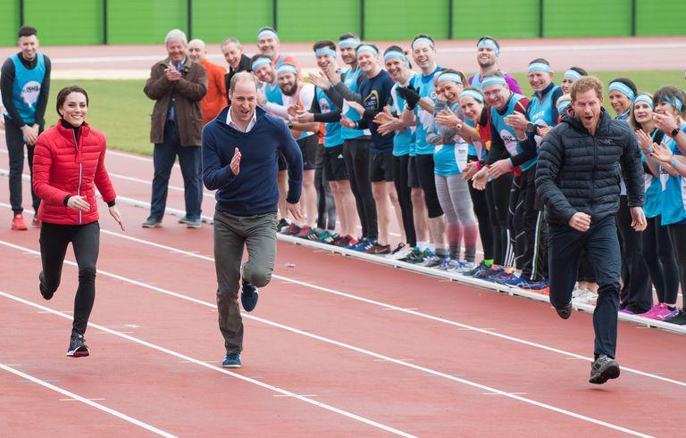 why kate middleton won't run a marathon