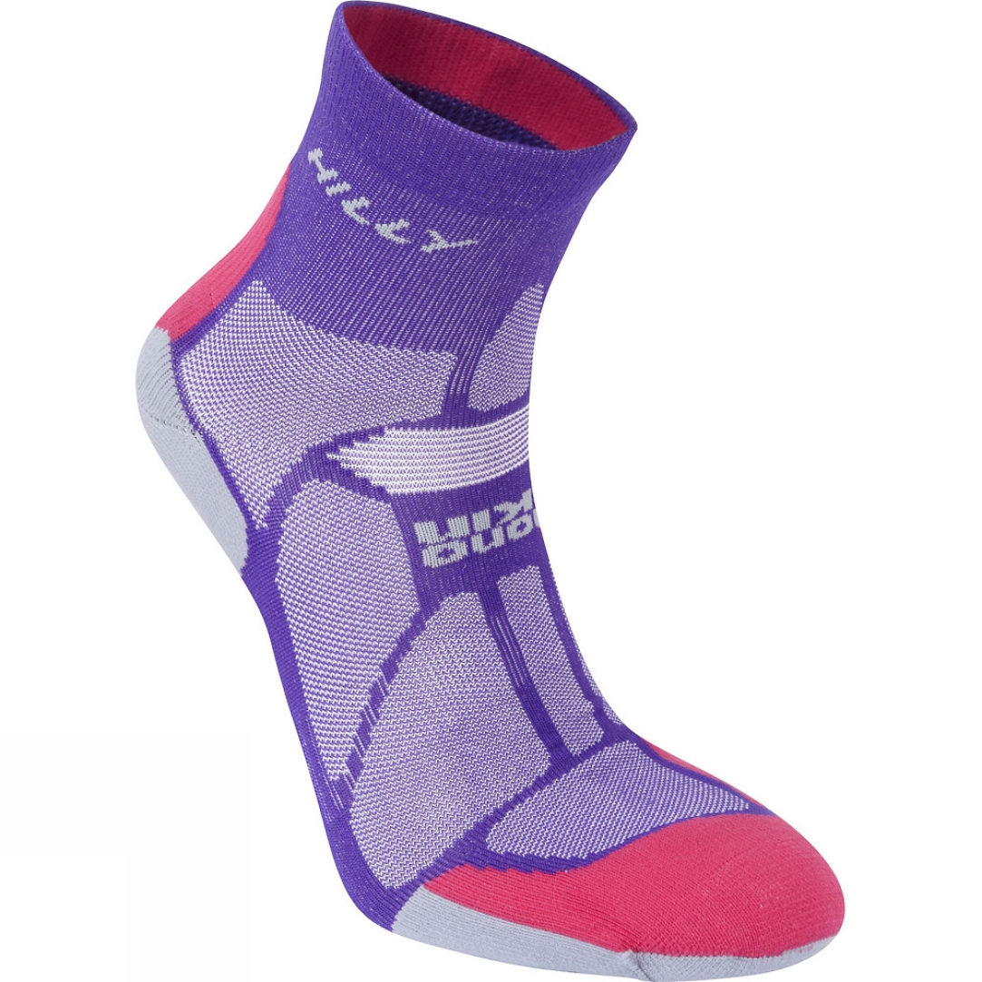 best running socks - Hilly