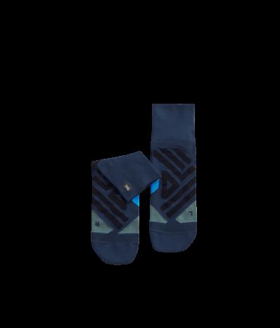 best running socks - on mid sock