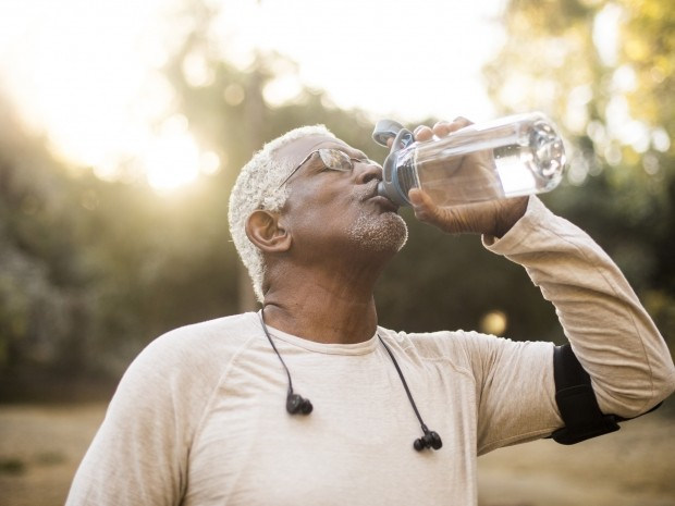 even mild dehydration can affect runners cognitive performance