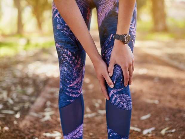 how to cope with midrun cramp