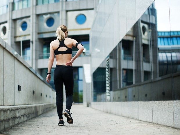 how to cope with cramp when running