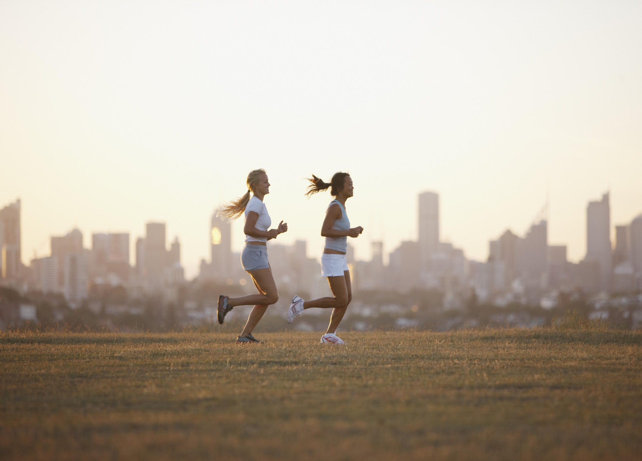 how many miles should you run a week