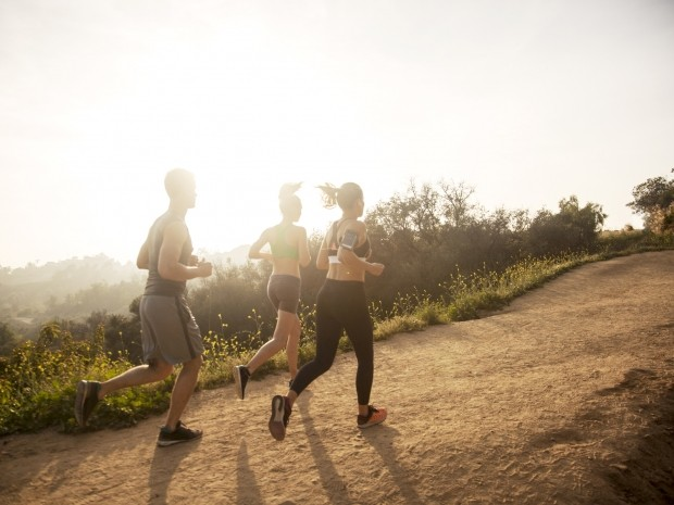 how to run a hilly race
