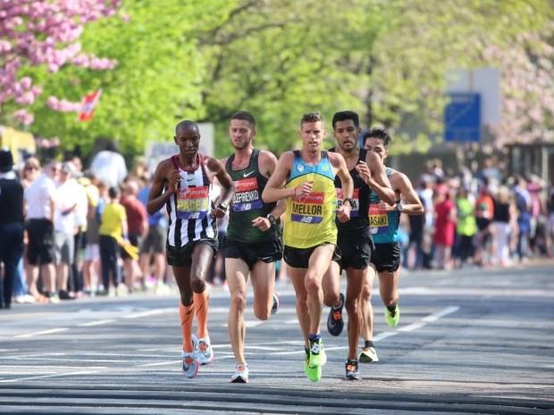 Club entries london marathon 2019