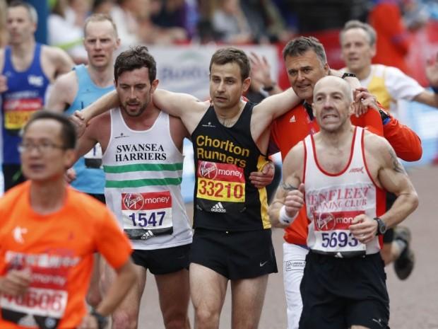 what did running a marathon teach you?