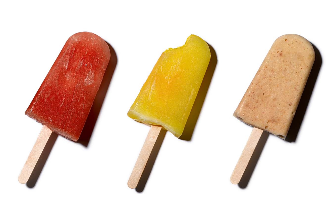 best healthy ice lollies for runners