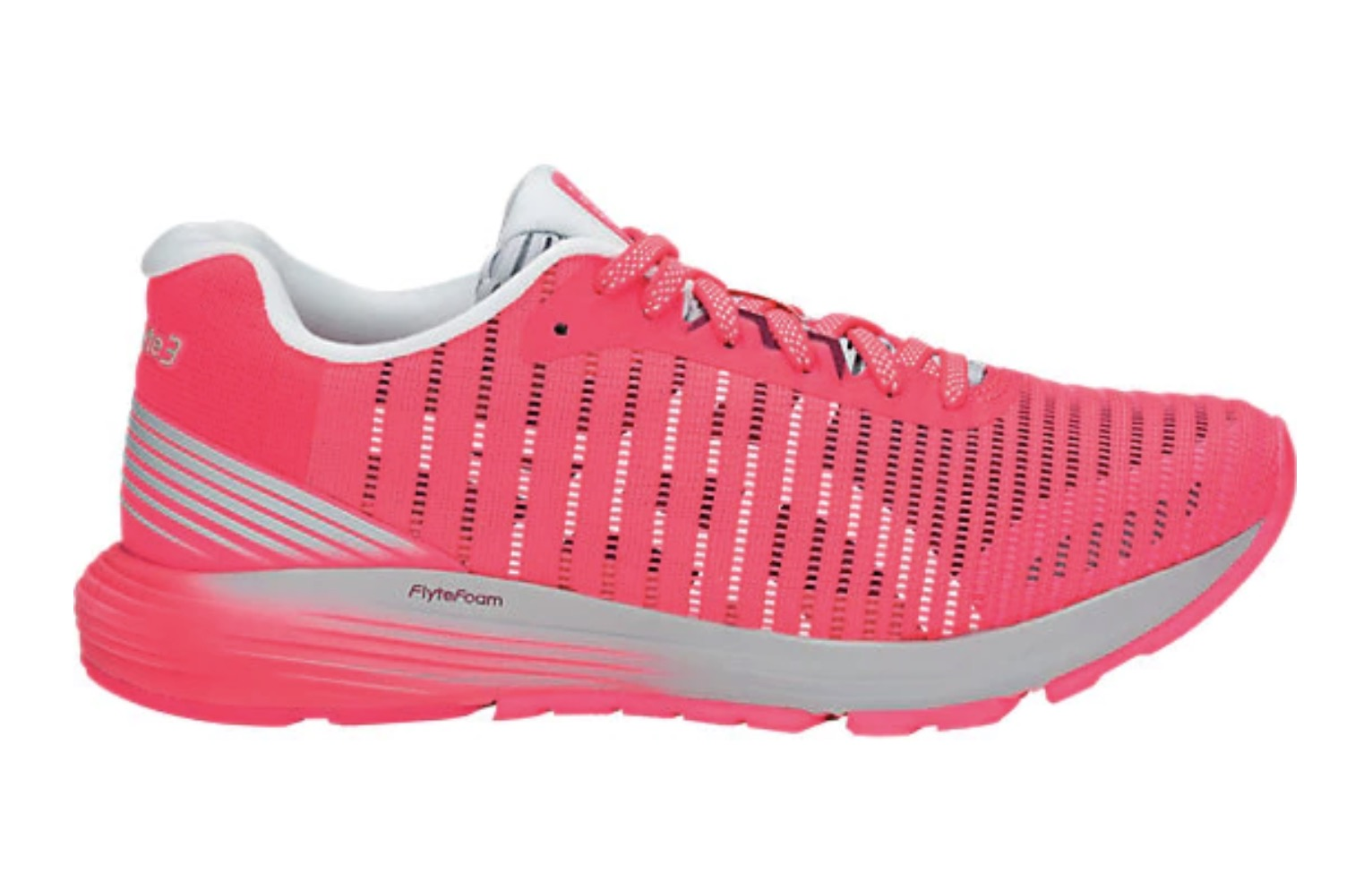 best asics running shoes - dynaflyte 3