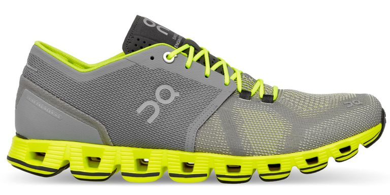 best on running shoes - cloud x