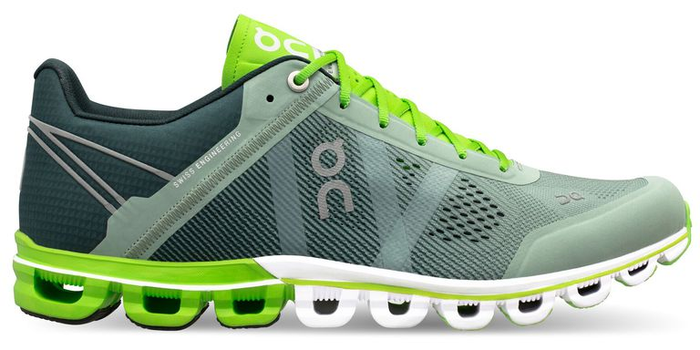 the best on running shoes - cloudflow