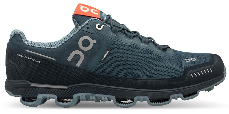 the best on running shoes - cloudventure