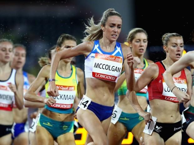 we interviewed Eilish McColgan