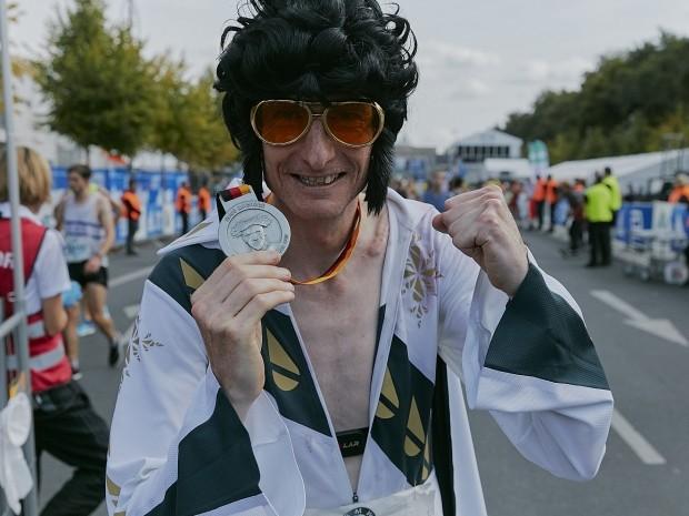 Elvis Presley world record marathon