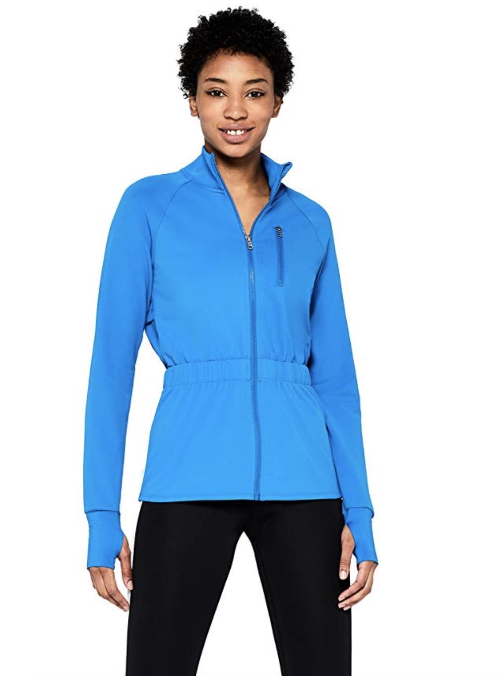 Amazon active wear - running jacket