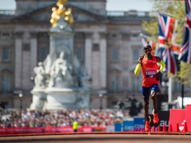 Mo Farah gears up for Chicago Marathon