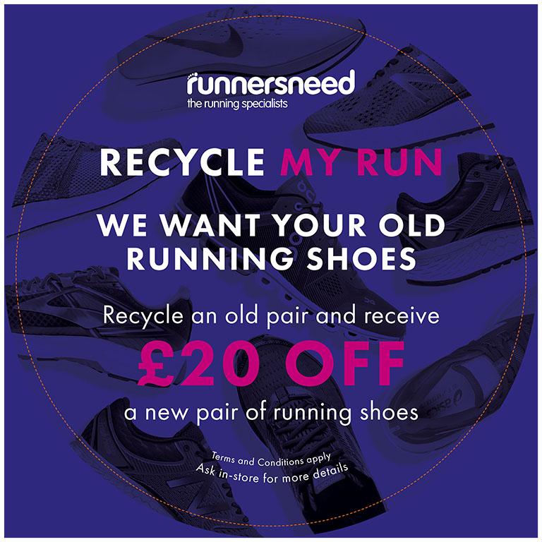 runners need recycle my run