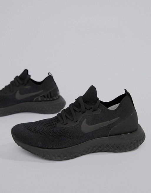 best running gear on asos - Nike Epic React Flyknit
