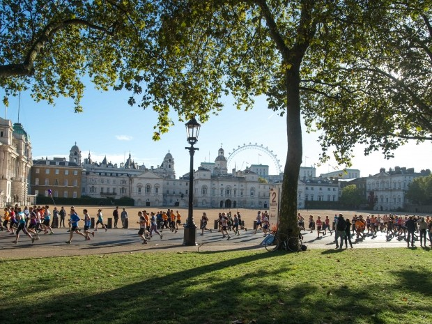 How to pace the Royal Parks Half Marathon