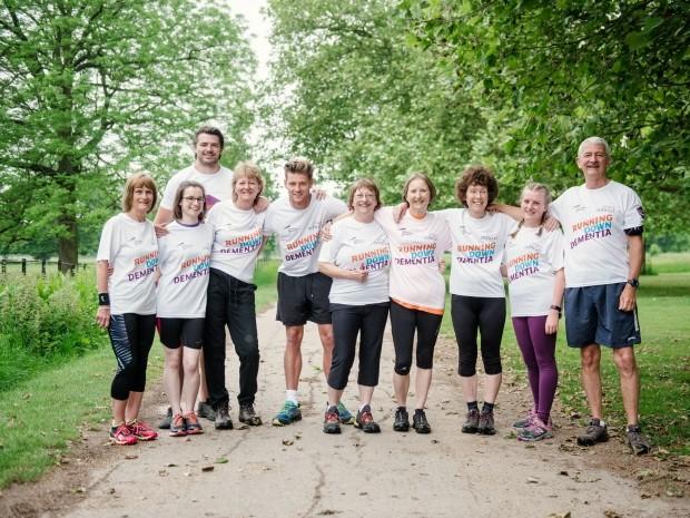 Runners break fundraising-records taking part in Running Down Dementia challenge