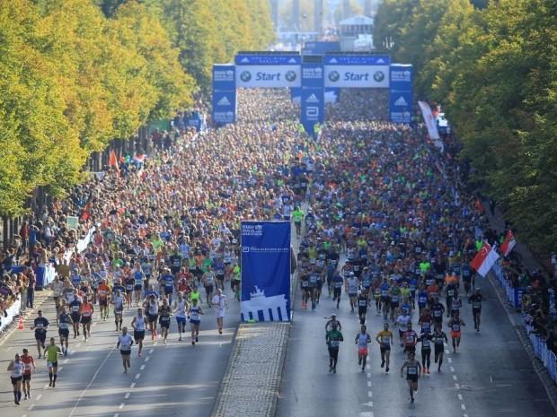 how to enter the berlin marathon 2019