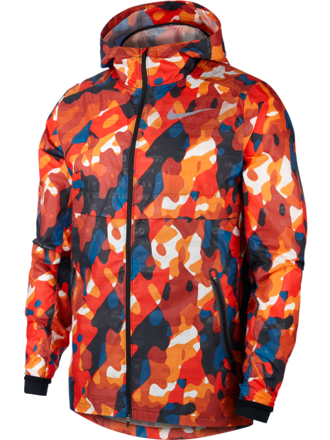 best nike winter running kit - shield ghost flash running jacket