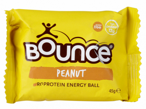 best food for gluten-free runners - bounce ball