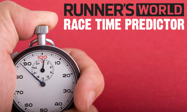RW Race Time Predictor