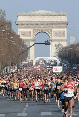 How to apply - Runner's World Super Six - Paris Marathon